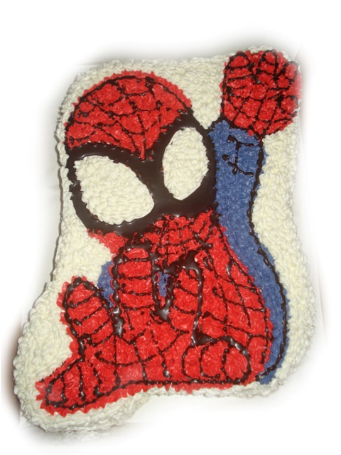 Torta - Spiderman